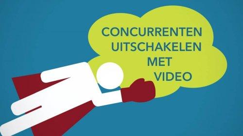 Schakel concurrenten uit met video