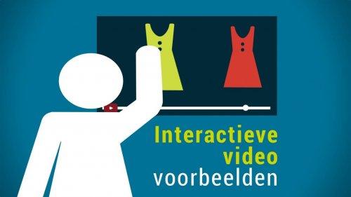 Voorbeelden van interactieve video