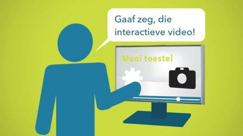 Wat is interactieve video en waarom te gebruiken?